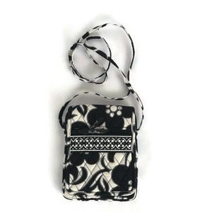 Vera Bradley Purse Hipster Night and Day Crossbody